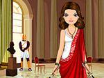 Princess in Persia Dress Up