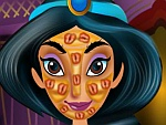 Princess Jasmine Makeover