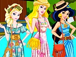 Princess Team Bohemian Dress Up