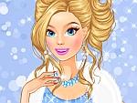 Princess Winter Ball Dress Up