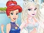Princesses Wedding Guests