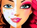 Professional Makeup - Glittery Pink