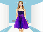 Purple Prom Shoes Dress Up