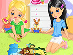 Puzzle Fun Dress Up