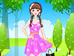 Radiant Spring Dress Up