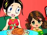 Ritz Thanksgiving Day Slacking
