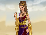Roman Lady Dress Up
