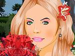 Rosy Rebecca Make Up