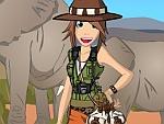 Safari Dress Up
