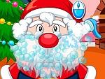 Santa Claus Beardy Makeover