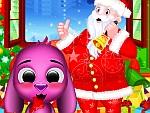 Santa Comes to Toto Dress Up