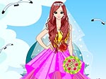 Seaside Wedding Dress Up