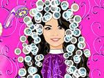 Selena Gomez Cool Hairstyle