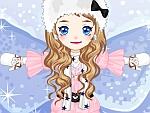 Snow Angel Dress Up 2