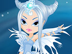 Snowflake Fairy Dress Up