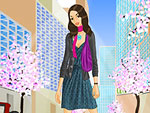 Spring in the City Dress Up