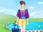 Spring Trend Shorts Dress Up