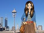 Street Chic New York Dress Up