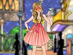 Street Masquerade Ball Dress Up