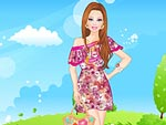 Summer Dresses Dress Up 2