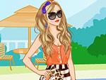 Summer Glamour Dress Up