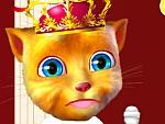 Talking Ginger Crowned Prince Dress Up