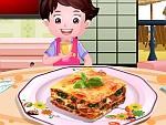 Tasty Vegetable Lasagna