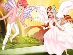 The Fairy Bride Dress Up