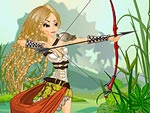 The Hunt of Artemis Dress Up