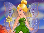 Tinkerbell Fairy Dress Up