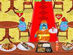 Tokyo Penguin Dinner