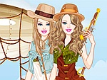 Treasure Hunter Princess Dress Up