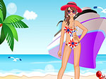 Trendy Bathing Suit Dress Up