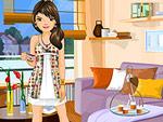Trendy Pajama Girl Dress Up