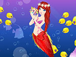 Undersea Mermaid Dress Up