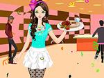Waitress Dress Up 2