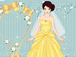 Wedding and Hairstyles Dress Up