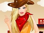 Western Princess Dress Up