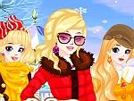 Winter Besties Dress Up