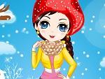 Winter Girl Dress Up 2