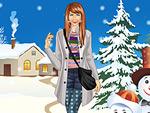 Winter Holidays Dress Up