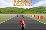 123 GO! Motorcycle Racing