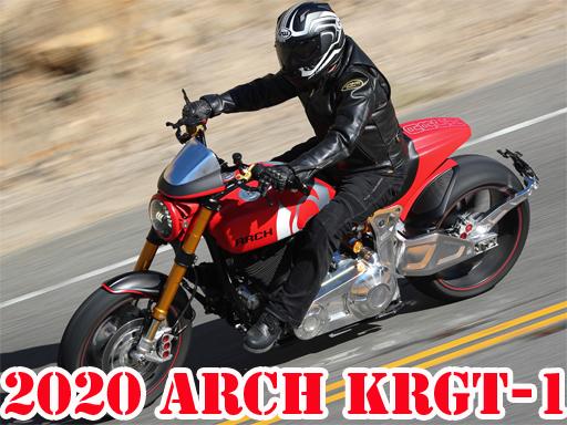 2020 Arch KRGT1 Puzzle