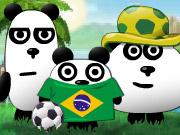 3 Pandas Brazil