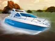 3D Motorboat
