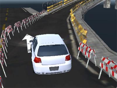 3D Parking Bridge