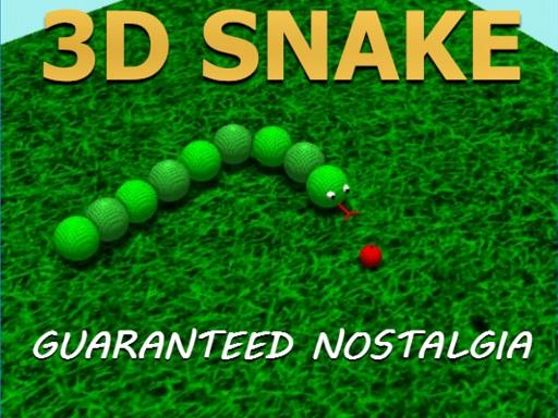 3D SNAKE
