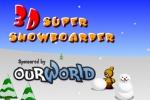 3D Super Snowboarder