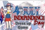 4th Of July Independance Day Dressup