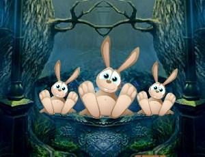 8b Rabbit Farmhouse Escape